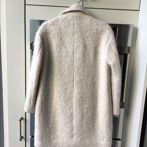 Cole Haan Jackets & Coats - Cole Haan Wool and Mohair Cocoon Coat